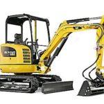 CAT 302.7D CR Mini Excavator Price Specs Review & Images