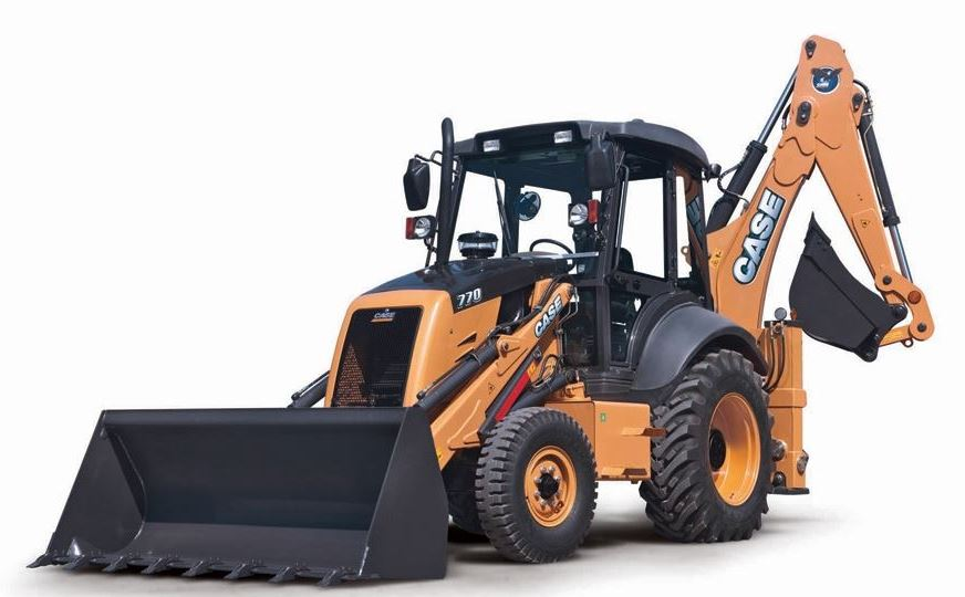 Case 770 Backhoe Loader Price in India