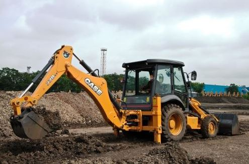 Case 770EX Backhoe Loader Specifications
