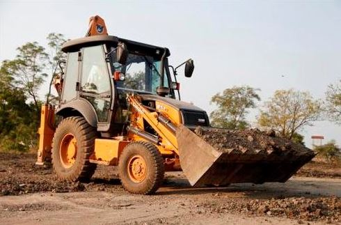 Case 851EX Backhoe Loader Specifications