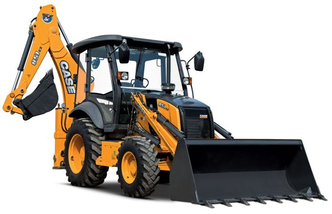 Case 851EX Backhoe Loader Price In India Specification
