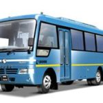 Eicher Skyline Limo 18 Seater Push Back Tourist Bus Price Specs Information