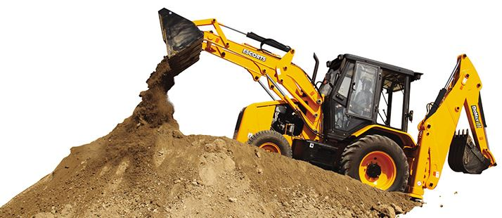 Escorts Digmax - II (2 WD) Backhoe Loader features