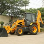 Escorts Digmax – II (4 WD) Backhoe Loader Price Specs Information