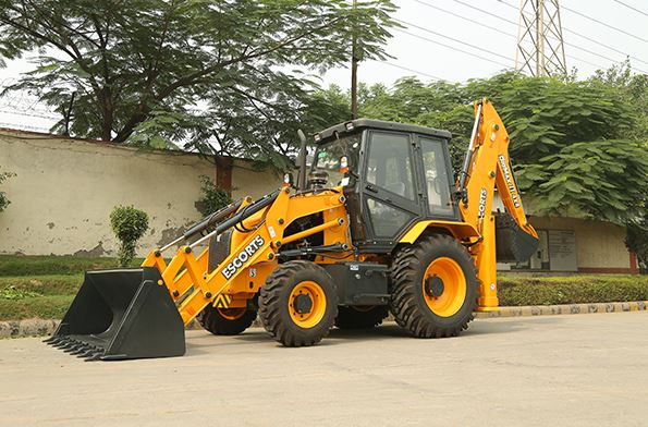 Escorts Digmax - II (4 WD) Backhoe Loader Earthmoving Equipment Overview