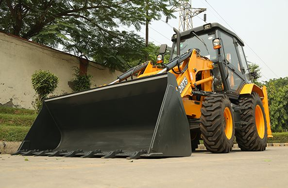 Escorts Digmax - II (4 WD) Backhoe Loader Specification