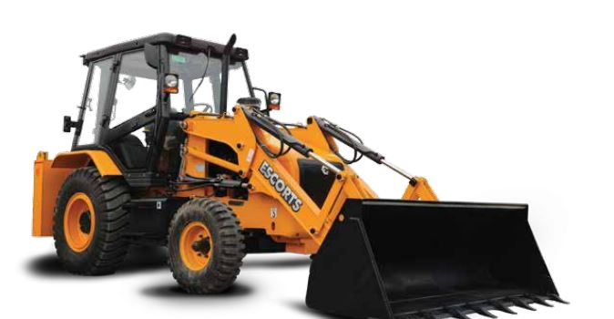Escorts Loadmax II Backhoe Loader specification