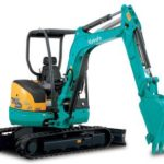 Kubota U30-5 Mini Excavator Price Specification Features Images