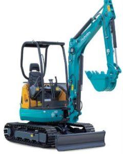 Kubota U30-5 Mini Excavator Specifications
