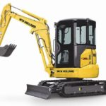 New Holland Compact Excavator Price List Specs Features Images