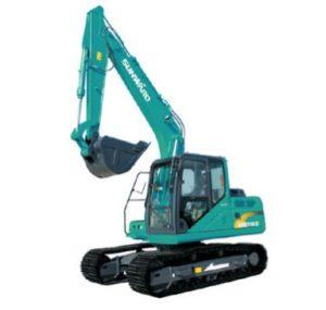 Sunward SWE150B Small Excavator