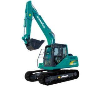 Sunward SWE150F Small Excavator