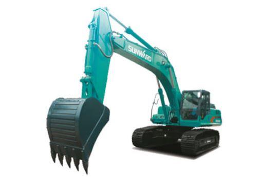 Sunward Excavators】Price List 2019 Specs & Images