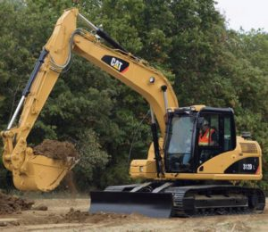 Caterpillar 312D L price