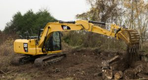 Caterpillar 313F L GC price