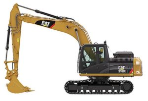 Caterpillar 318D2 L price