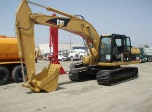 Caterpillar 320D price