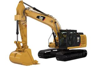 Caterpillar 323F L price in India