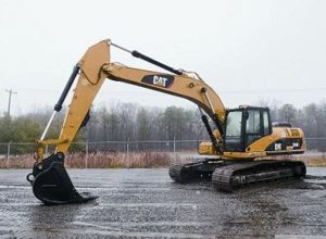 Caterpillar 324D price