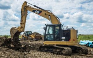 Caterpillar 325F L price in India