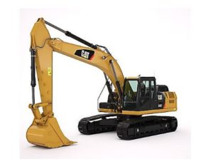 Caterpillar 326D L Series 2 price in India