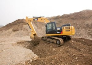Caterpillar 326D Series 2 price in India