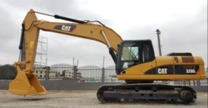Caterpillar 329D L Series 2 price in India