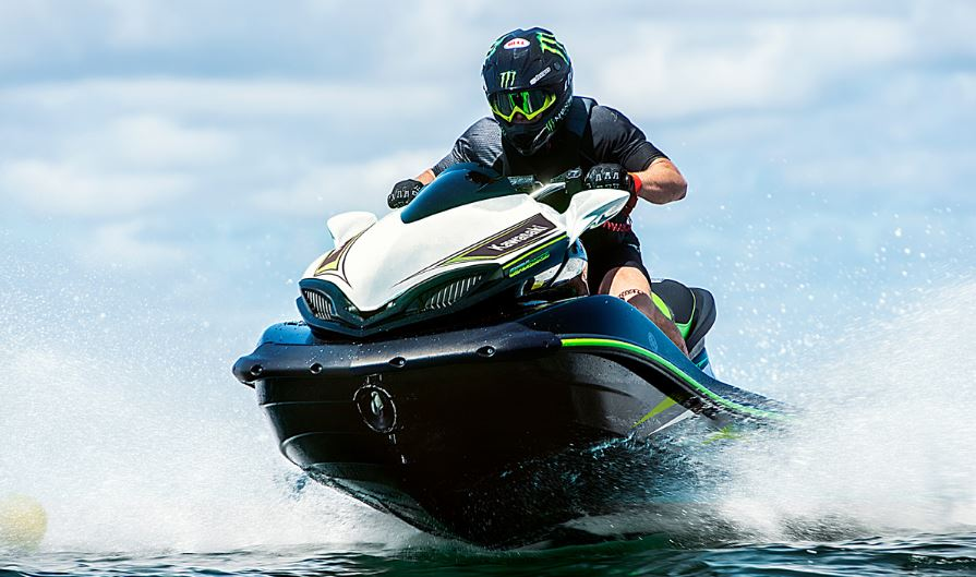 Kawasaki Jet Ski Ultra 310R Key Features