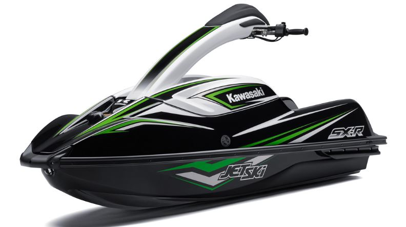 Kawasaki jet ski SXR Key Features