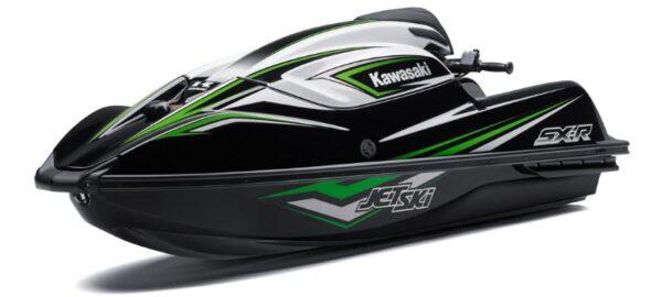 Kawasaki jet ski SXR Overview