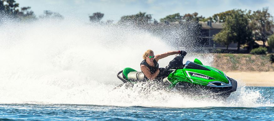 Kawasaki jet ski Ultra 310LX Key Features