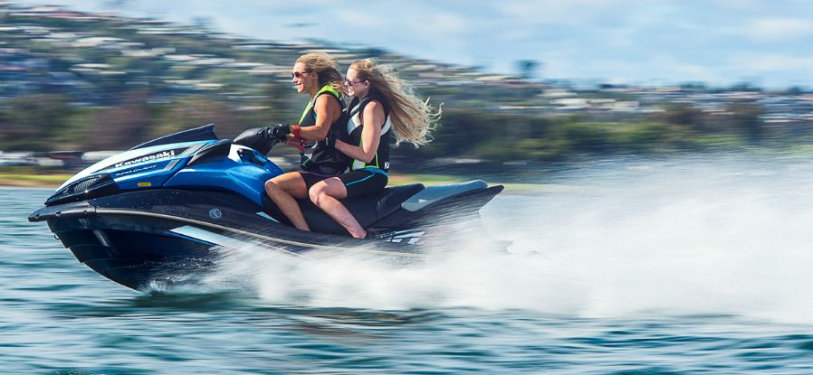 Kawasaki jet ski Ultra 310X Key Features