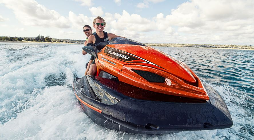 Kawasaki jet ski Ultra 310X SE key features