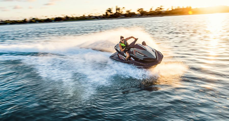 Kawasaki jet ski Ultra LX Key Features