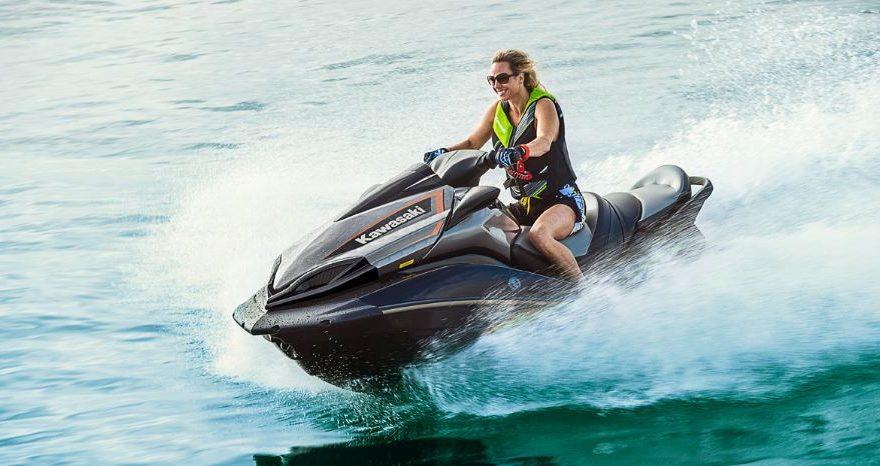 Kawasaki jet ski Ultra LX Overview
