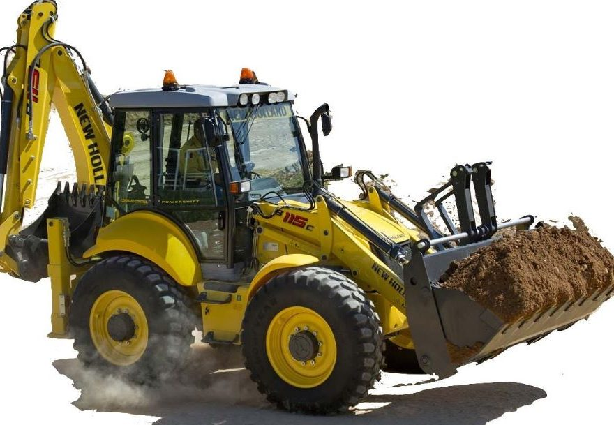 New Holland B110C Backhoe Loader Key Features