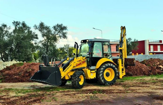 New Holland B110C Backhoe Loader Price