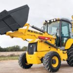 New Holland B95C Backhoe Loader Price Specifications, Features Images