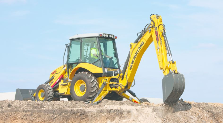 New Holland B95C LR Backhoe Loader Price