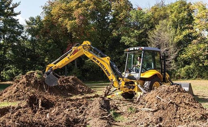 New Holland B95C LR Backhoe Loader Specifications