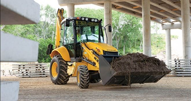New Holland B95C TC Backhoe Loader Price
