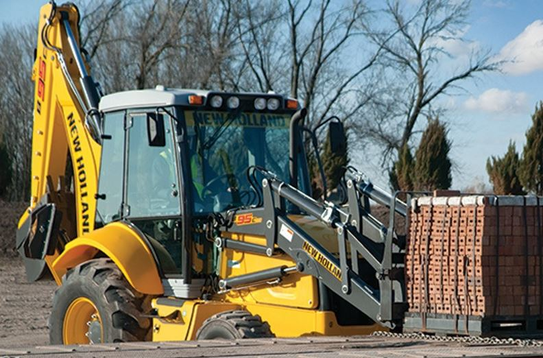 New Holland B95C TC Backhoe Loader Specifications