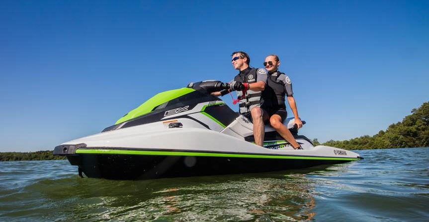 Yamaha Waverunner EX Price List