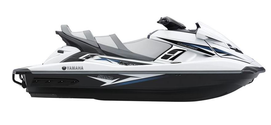 Yamaha Waverunner FX Cruiser SVHO price list