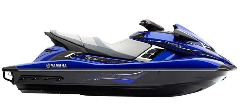 Yamaha Waverunner FX HO price list