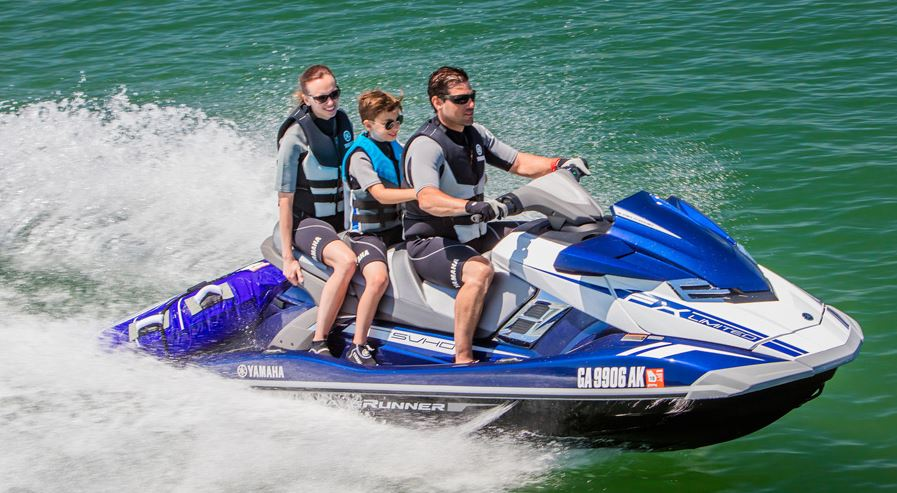 Yamaha Waverunner FX Limited SVHO price list