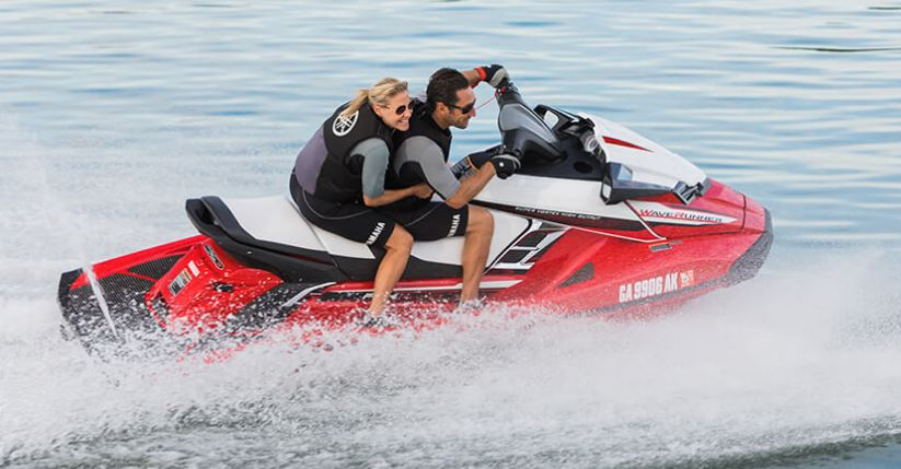 Yamaha Waverunner FX SVHO price list