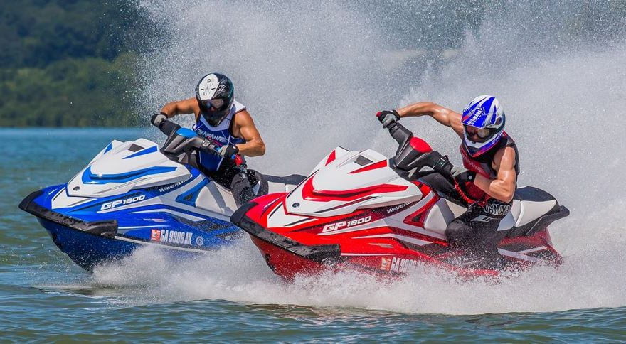 Yamaha Waverunner GP1800 price list