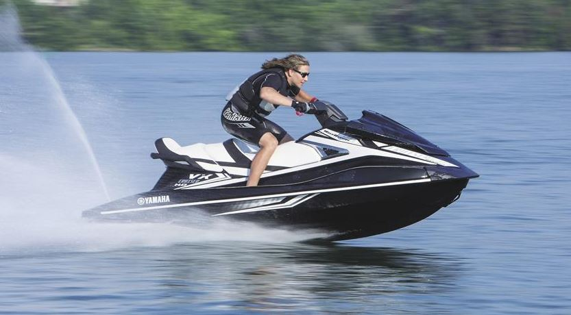 Yamaha Waverunner VX Cruiser HO price list