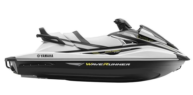 Yamaha Waverunner VX Cruiser price list